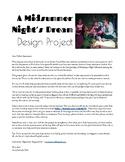 Understanding A Midsummer Night's Dream through Theatre Design