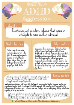 Understanding ADHD: Aggression