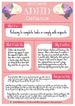Understanding ADHD: Defiance