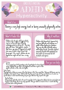 Understanding ADHD: Hyperactivity