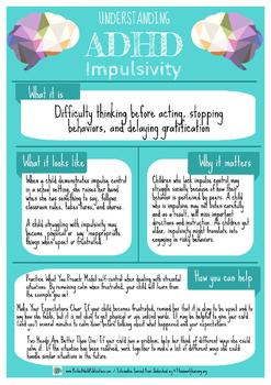Understanding ADHD: Impulsivity