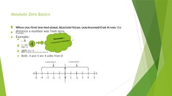 Understanding Absolute Value Expressions