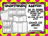 Understanding Addition Math Center