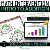 Addition to 10   1st Grade Math Unit