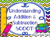Understanding Addition & Subtraction SCOOT!