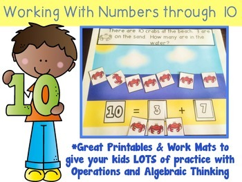Understanding Addition & Subtraction to 10