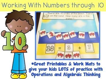 Understanding Addition & Subtraction to 10