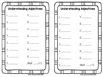 Understanding Adverbs and Adjectives Task Card Bundle