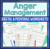 Anger Management Worksheets