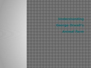 Understanding Animal Farm