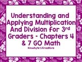 Understanding & Applying Multiplication & Division for 3rd Graders - GO Math