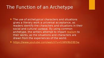Understanding Archetypes in Lord of the Flies