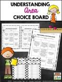 Understanding Area Editable Choice Board