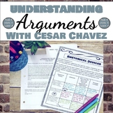 Understanding Arguments with Cesar Chavez Speeches