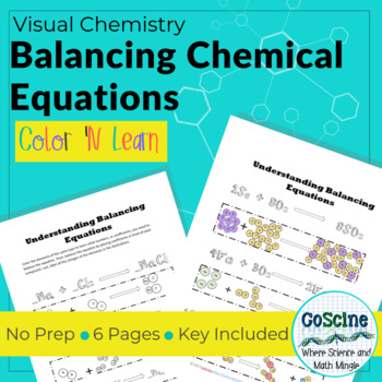Balancing Simple Chemical Equations