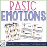 Basic Emotions for Social Skills