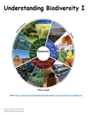 Understanding Biodiversity I