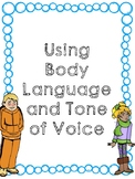Understanding Body Language and Tone of Voice