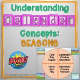 Understanding Calendar Concepts: Seasons for Boom