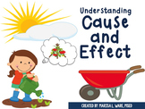 Understanding Cause and Effect - Worksheet Packet