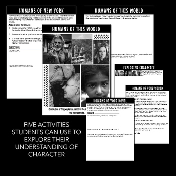 Understanding Character: Activities for Secondary Students