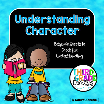 Characters in Literature -- Common Core Reading