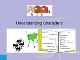 Understanding Characters Interactive Lesson