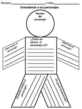 Understanding Characters - Entendiendo a los Personajes