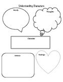 Understanding Characters Graphic Organizer