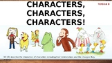 Understanding Characters' Interactions and Relationships