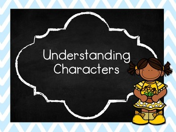 Understanding Characters Lesson and Writing Activity