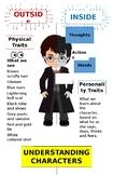 Understanding Characters Poster - Using Harry Potter