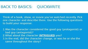 Understanding Characters in Literature