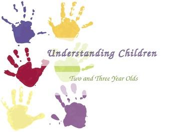 Understanding Children Ages 2-3