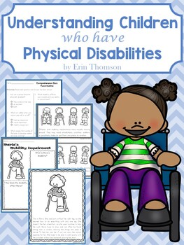 Understanding Children with Physical Disabilities