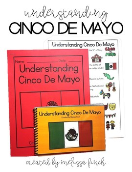 Understanding Cinco De Mayo- Social Story for Students wit