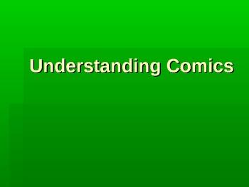 """""""Understanding Comics"""" Scott McCloud"""