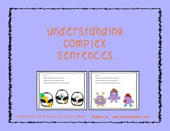Understanding Complex Sentences