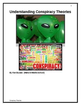 Understanding Conspiracy Theories