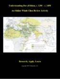 Understanding Dar al-Islam, A Online Whole Class Review Activity