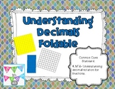 Understanding Decimals Foldable