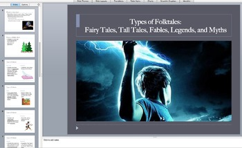 Understanding Different Types of Folktales
