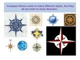 Understanding Direction: Compass Rose PowerPoint