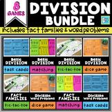Basic Division Centers & Games Bundle