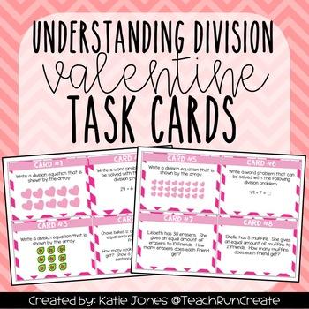Understanding Division // Valentine Style