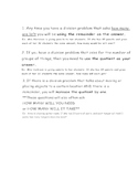 Understanding Division Word Problems - Interpreting the Remainder