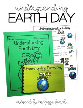 Understanding Earth Day- Social Story for Students with Sp