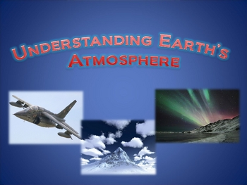 Understanding Earth's Atmosphere