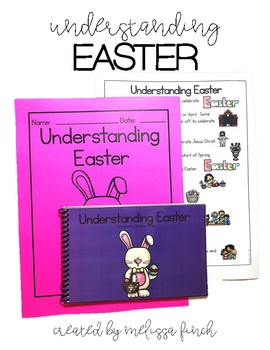 Understanding Easter- Social Story for Students with Speci