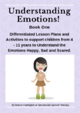 Understanding Emotions: A Complete Activity Pack
